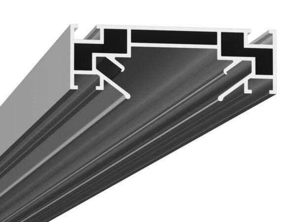 Закладной профиль для натяжного потолка Denkirs TR3030-AL