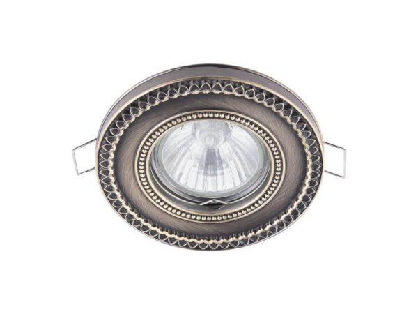 Встраиваемый светильник Maytoni Metal DL302-2-01-BS