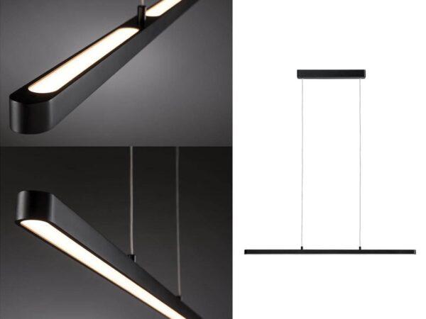 Подвесной светодиодный светильник Paulmann Lento 79693