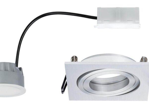 Встраиваемый светодиодный светильник Paulmann Coin 93971
