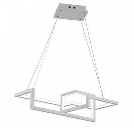Подвесной светодиодный светильник Arte Lamp Mercure A6011SP-2WH