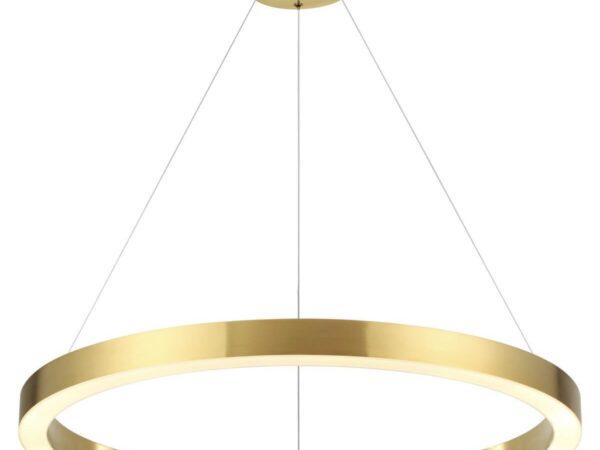 Подвесной светодиодный светильник Odeon Light Brizzi 3885/45LG