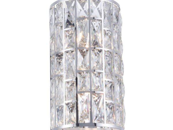 Настенный светильник Maytoni Gelid MOD184-WL-02-CH