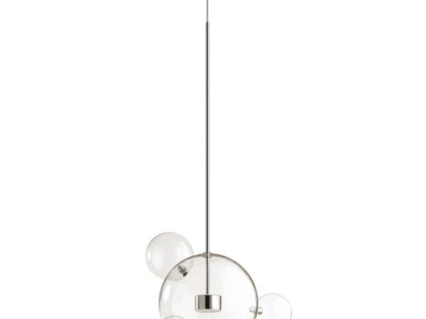 Подвесной светодиодный светильник Odeon Light Bubbles 4802/12LA