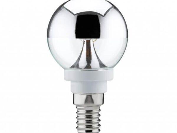 Лампа светодиоидная Paulmann E14 3W 2700K зеркальная 28281