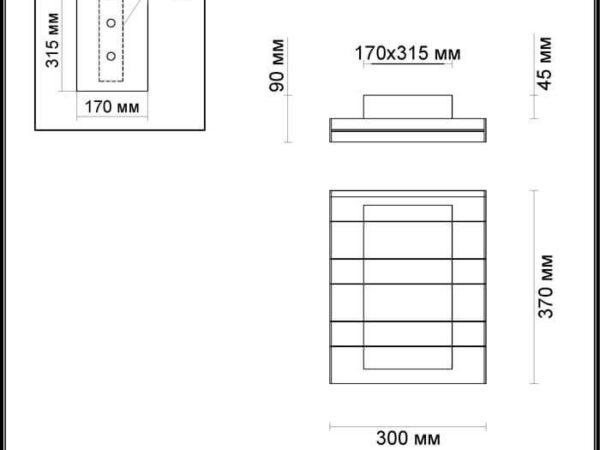 Потолочный светодиодный светильник Odeon Light Remi 4015/46CL
