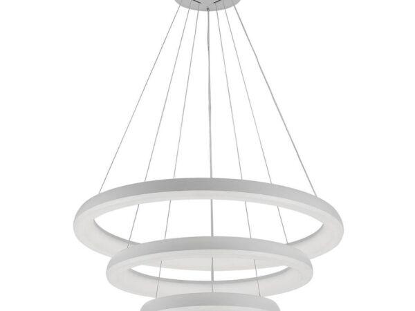 Подвесной светодиодный светильник Citilux Юпитер CL730150RS