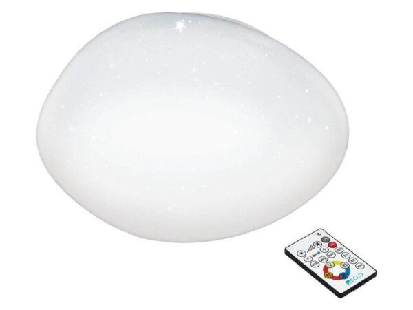 Настенно-потолочный светодиодный светильник Eglo Sileras 97577