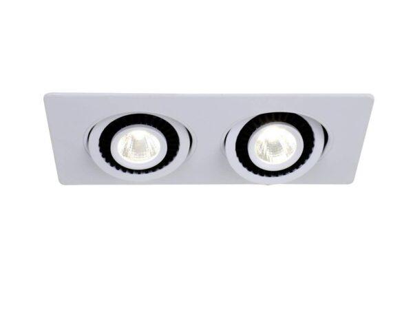 Встраиваемый светодиодный светильник Favourite Cardine 2417-2U