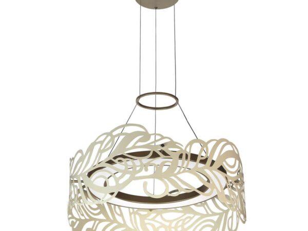 Подвесной светодиодный светильник Favourite Feather 2353-5P
