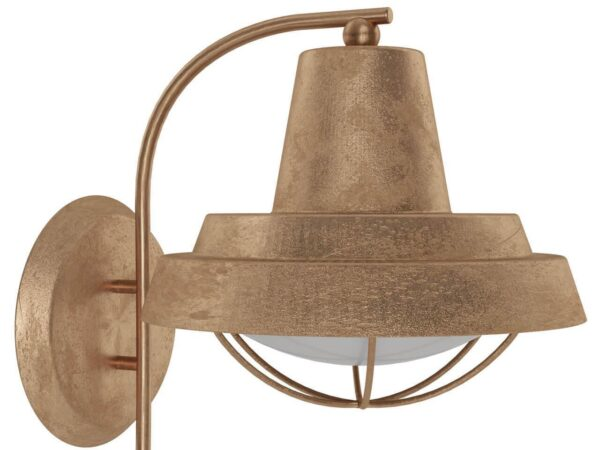 Уличный настенный светильник Eglo Colindres 94838