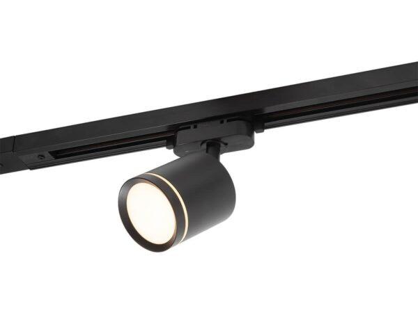 Трековый светодиодный светильник Denkirs DK6401-BK