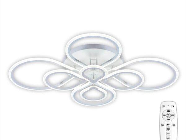 Потолочная светодиодная люстра Citilux Транай CL235180R