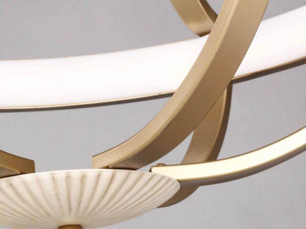 Подвесной светодиодный светильник Favourite Safina 2496-2P