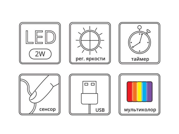 Настольная лампа Arte Lamp Tilly A7371LT-1WH