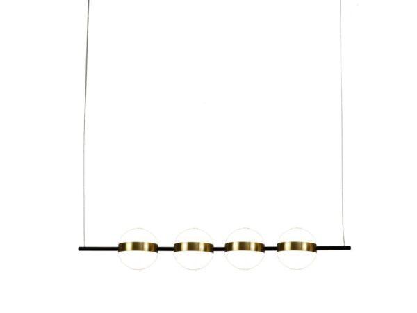 Подвесной светодиодный светильник Mantra Cuba 7161