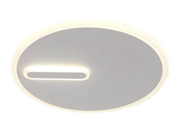 Настенно-потолочный светодиодный светильник Mantra Clock 6670
