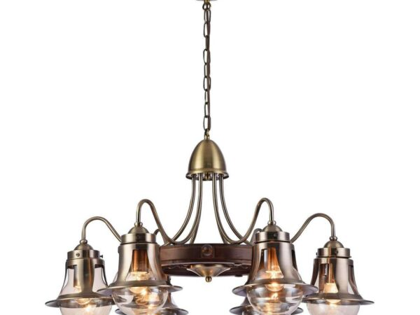 Подвесная люстра Arte Lamp A7006LM-6AB