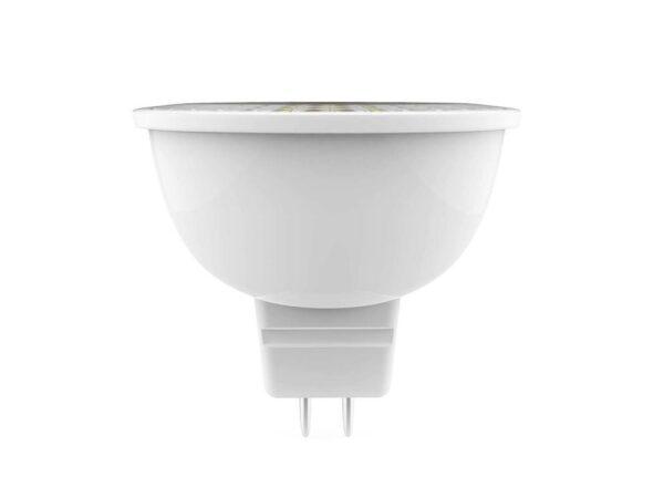 Лампа светодиодная диммируемая Gauss GU5.3 6W RGBW матовая 101105406