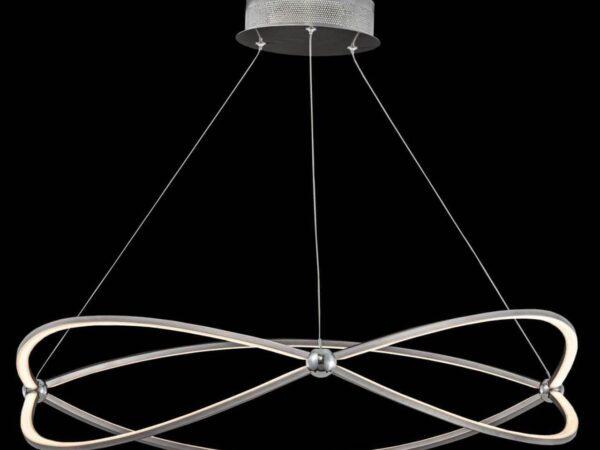 Подвесной светодиодный светильник Maytoni Weave MOD062PL-L56CH3K