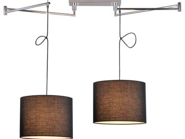 Подвесной светильник Newport 14302/S black М0052658