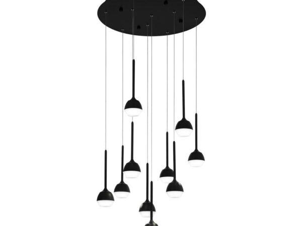 Подвесная светодиодная люстра Eglo Nucetto 39714