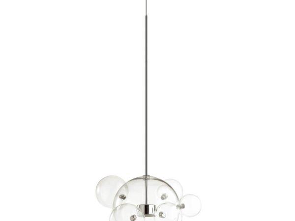 Подвесной светодиодный светильник Odeon Light Bubbles 4802/12LB