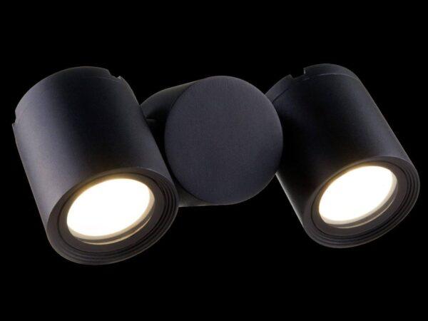 Уличный настенный светильник Maytoni Wall Street O010WL-02B