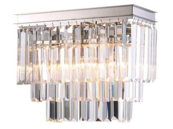 Настенный светильник Newport 31102/A Nickel М0057397