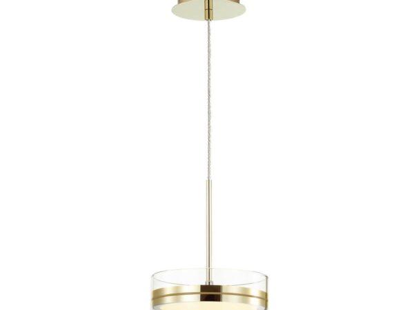 Подвесной светодиодный светильник Odeon Light Akela 4729/14L