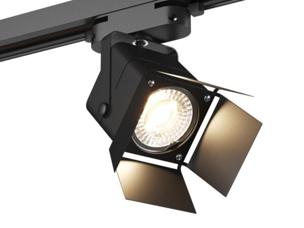 Трековый светильник Denkirs DK6012-BK