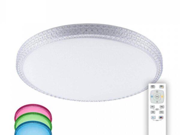 Потолочный светодиодный светильник Citilux Альпина CL71880RGB