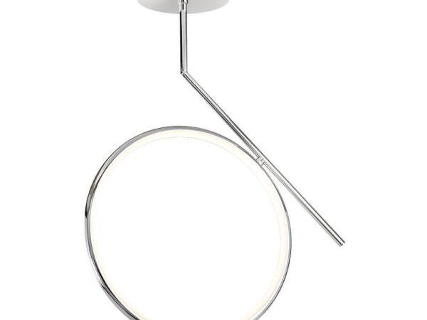 Подвесной светодиодный светильник Mantra Olimpia Cromo 6593