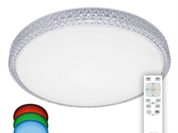 Потолочный светодиодный светильник Citilux Альпина CL718100RGB