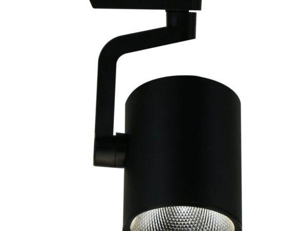 Трековый светодиодный светильник Arte Lamp Traccia A2321PL-1BK