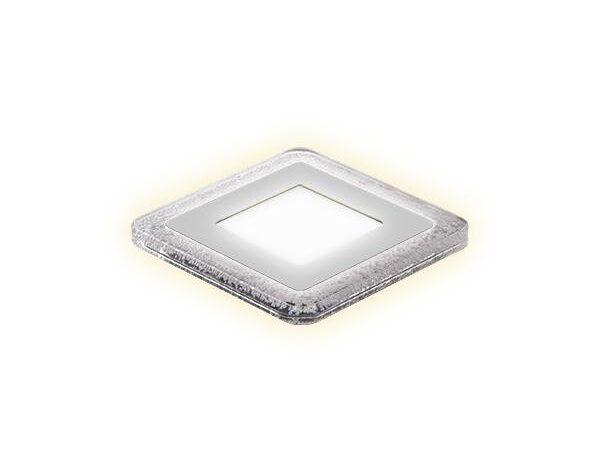 Встраиваемый светодиодный светильник Gauss Backlight Bubbles BL320
