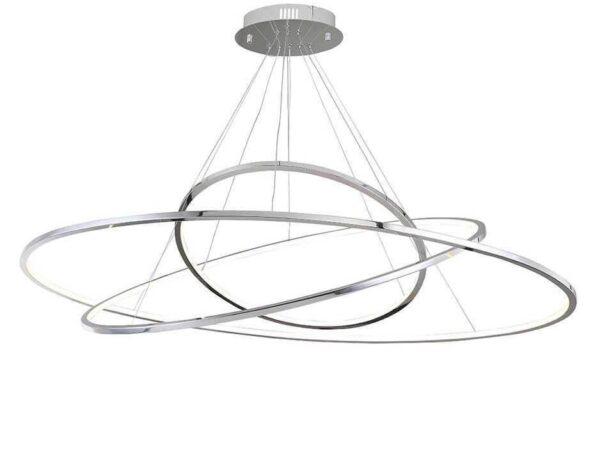 Подвесной светодиодный светильник Newport 15203/S Chrome М0058686