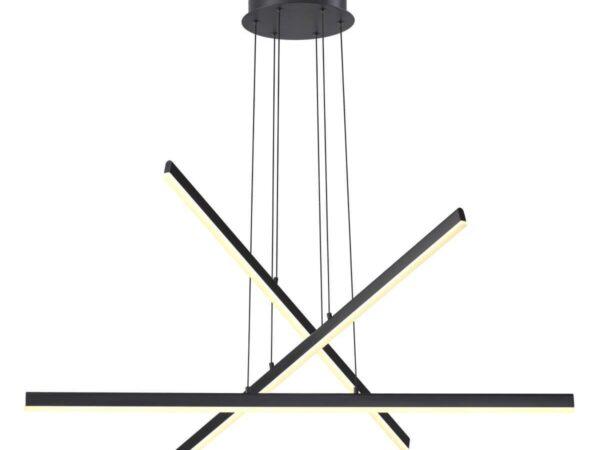 Подвесной светодиодный светильник Odeon Light Rudy 3890/48L