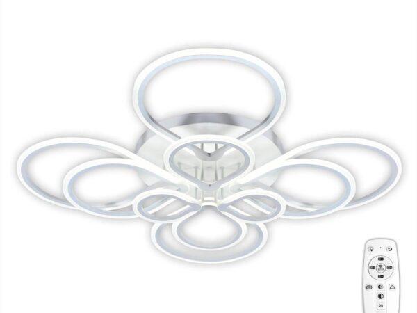 Потолочная светодиодная люстра Citilux Транай CL235200R