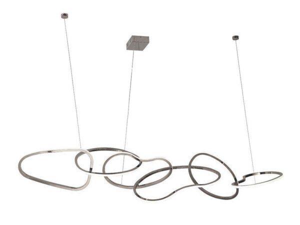 Подвесной светодиодный светильник Newport 15326/S Chrome М0061949