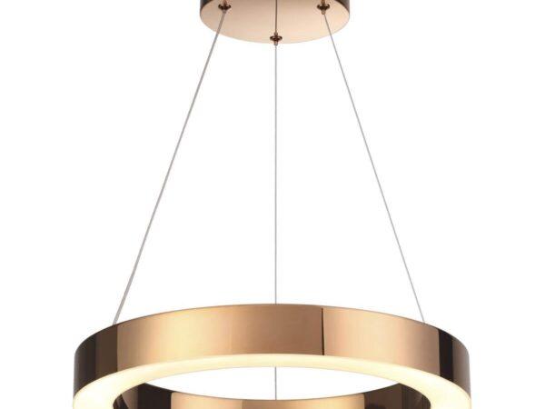 Подвесной светодиодный светильник Odeon Light Brizzi 3885/25LA