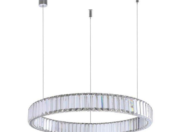 Подвесной светодиодный светильник Newport 15852/S chrome М0061006
