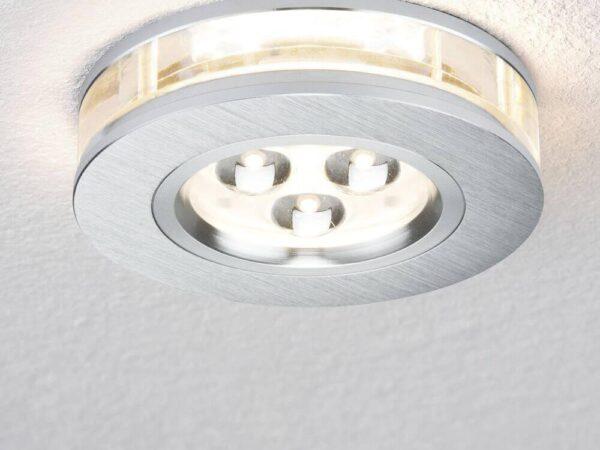 Встраиваемый светодиодный светильник Paulmann Premium Line Liro Led 92540