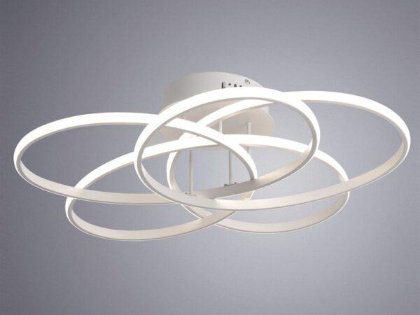 Потолочный светодиодный светильник Arte Lamp Polli A2521PL-5WH