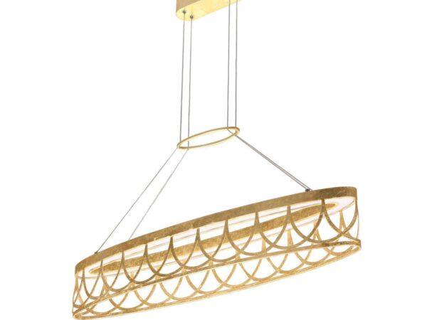 Подвесной светодиодный светильник Favourite Lena 2355-5P