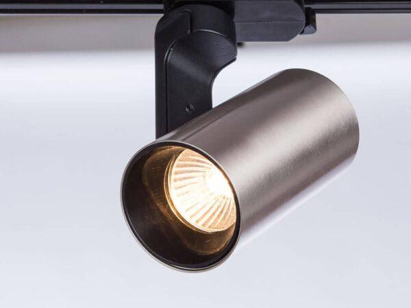Трековый светильник Arte Lamp Bucho A2668PL-1SS