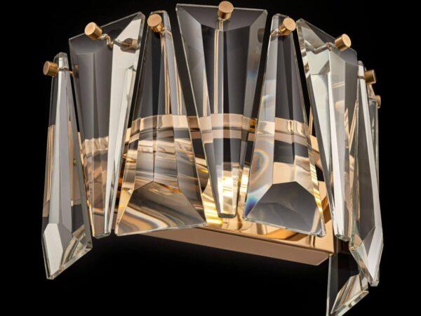 Настенный светильник Maytoni Puntes MOD043WL-01G
