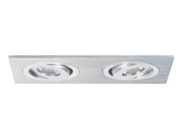 Встраиваемый светодиодный светильник Paulmann Drilled 92537