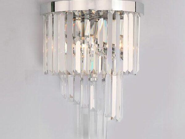 Настенный светильник Newport 31103/A nickel right М0063333