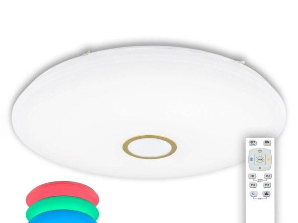 Потолочный светодиодный светильник Citilux СтарЛайт CL703142RGB